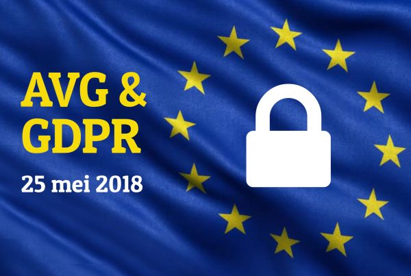 AVG GDPR privacywet
