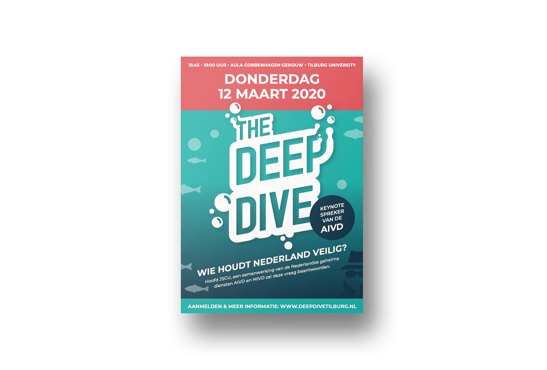 Poster The Deep Dive