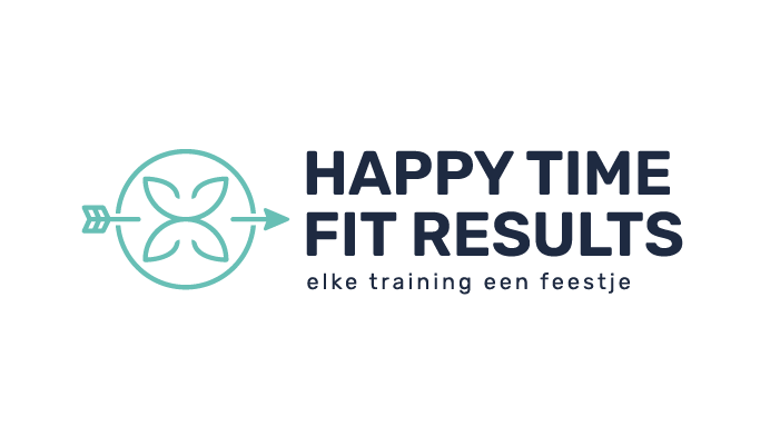 Ontwerp logo Happy Time Fit Results